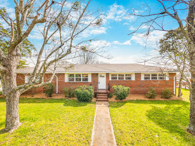 Chattanooga Single Family Home For Sale: 7606 Cecelia Dr