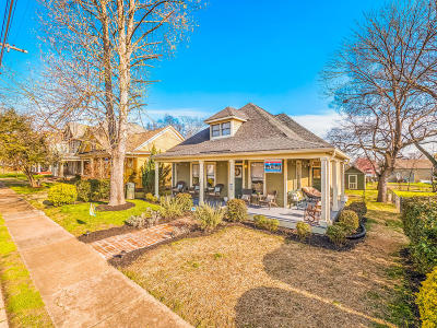 Chattanooga TN Single Family Home For Sale: $260,000