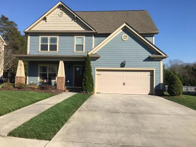 Ooltewah Single Family Home For Sale: 8310 Front Gate Cir