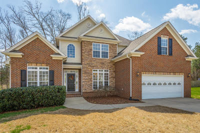 Chattanooga Single Family Home Contingent: 2385 Sargent Daly Dr