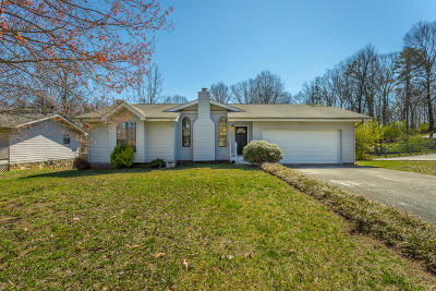 Ooltewah Single Family Home Contingent: 5016 Hunter Village Dr