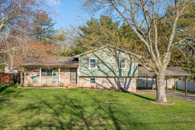 Cleveland Single Family Home For Sale: 927 Tri Cir