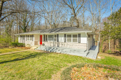 Signal Mountain Single Family Home For Sale: 205 Sunnybrook Tr