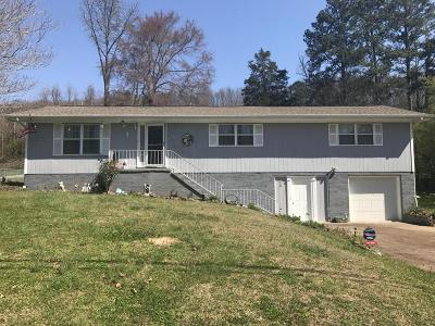 Ringgold Single Family Home Contingent: 774 Indian Springs Rd