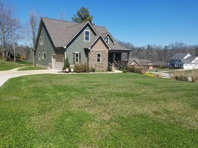 Ringgold Single Family Home For Sale: 10 Grandview Pt