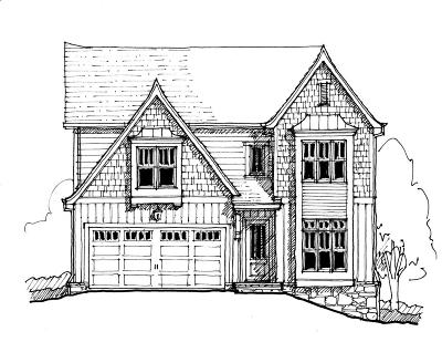 Chattanooga Single Family Home For Sale: 1074 Meroney St #Lot 22