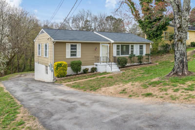 Chattanooga Single Family Home For Sale: 434 Mauldeth Rd