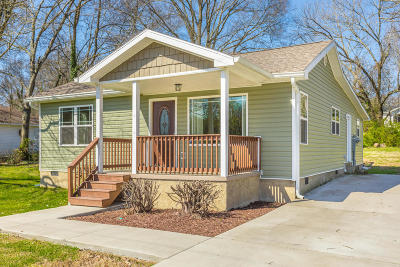 Chattanooga Single Family Home For Sale: 1309 Greenslake Rd