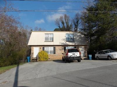 Chattanooga Multi Family Home For Sale: 101 N Hendricks Blvd
