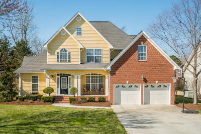 Ooltewah Single Family Home For Sale: 7475 Tranquility Dr
