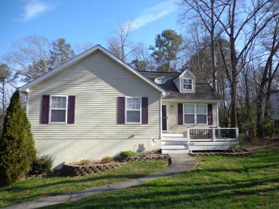 Chattanooga Single Family Home For Sale: 7123 Lea Rd