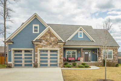 Ooltewah Single Family Home For Sale: 8422 Denison Ln