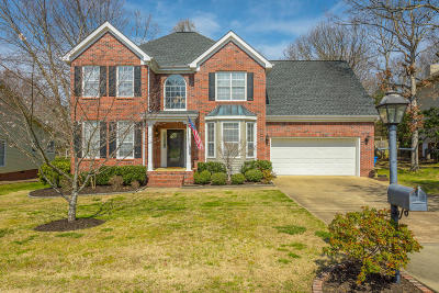 Chattanooga Single Family Home For Sale: 8505 Brandermill Ln