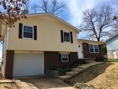 Hixson TN Single Family Home For Sale: $136,000