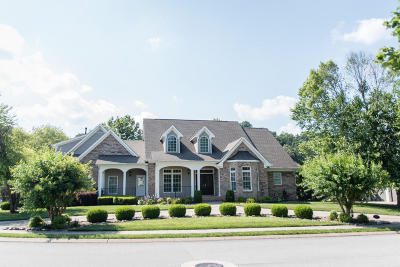 Chattanooga Single Family Home For Sale: 1286 Enclave Rd