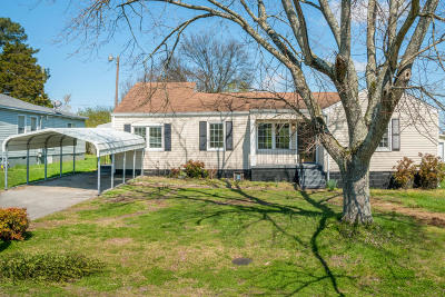 Chattanooga Single Family Home For Sale: 6607 Stateline Rd