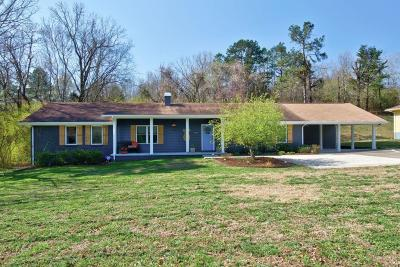 Chattanooga Single Family Home For Sale: 4840 Lone Hill Rd