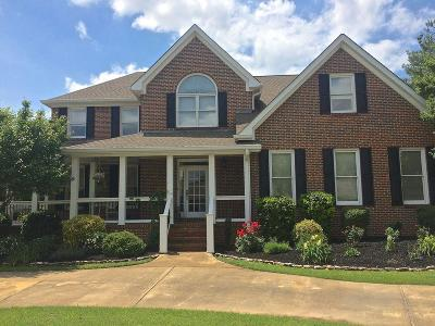 Ooltewah Single Family Home For Sale: 5419 Woodbridge Dr #121