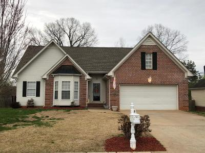 Hixson Single Family Home For Sale: 8532 Dallas Oaks Ln