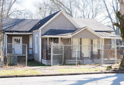 Chattanooga Single Family Home For Sale: 5504 Beulah Ave