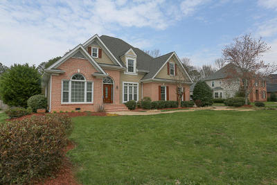 Hixson Single Family Home Contingent: 6901 Autumn Lake Tr