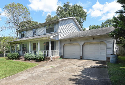 Ringgold Single Family Home For Sale: 138 Lydia Ln