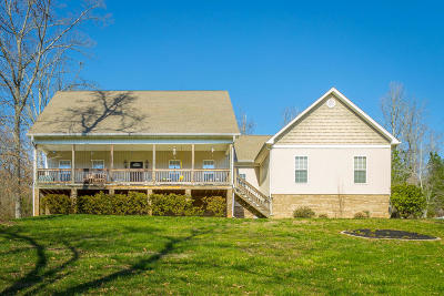 Georgetown Single Family Home For Sale: 1522 NW Eads Bluff Rd
