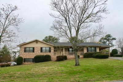 Soddy Daisy Single Family Home For Sale: 9319 Dividing Ridge Rd