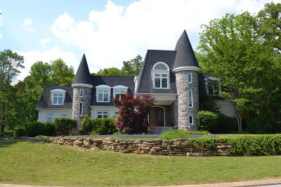 Signal Mountain Single Family Home For Sale: 3 Close Family Rd