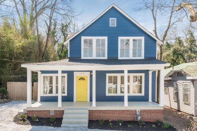 Chattanooga Single Family Home For Sale: 3214 Rosemont Dr