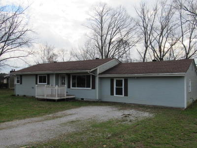Chattanooga Single Family Home For Sale: 7707 Canyon Dr