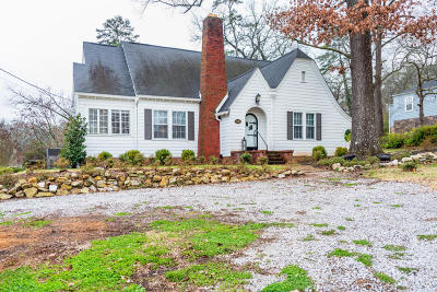 Chattanooga Single Family Home For Sale: 3906 Conner St