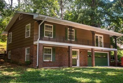 Soddy Daisy Single Family Home For Sale: 9213 Lakewood Cir