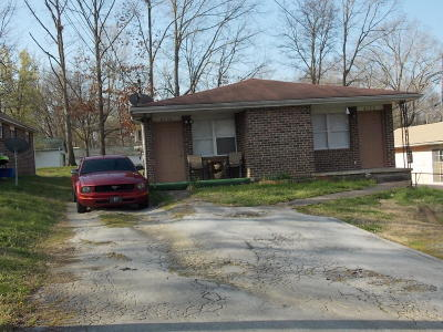 East Ridge Multi Family Home For Sale: 6108 Wellworth Ave