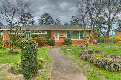 Single Family Home For Sale: 4706 Murray Hills Dr