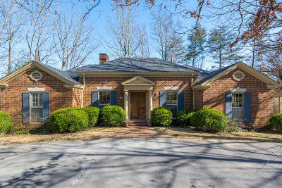 Lookout Mountain Single Family Home Contingent: 45 W Bartram Rd