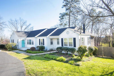 Chattanooga Single Family Home Contingent: 3112 Ozark Cir