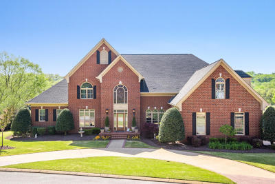 Chattanooga Single Family Home For Sale: 7708 Night Hawk Rd