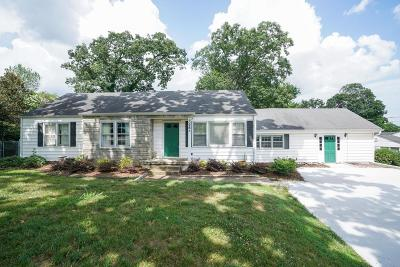 Chattanooga Single Family Home For Sale: 3026 Ozark Cir