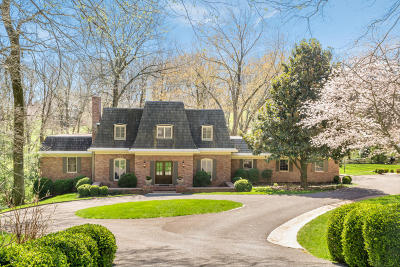 Signal Mountain Single Family Home Contingent: 594 Marr Dr