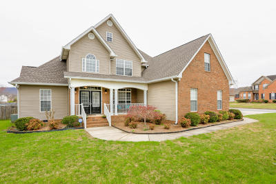 Ooltewah Single Family Home For Sale: 7514 Tranquility Dr