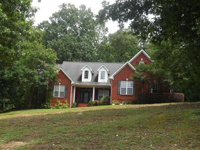 Whitwell Single Family Home For Sale: 849 Tanya Dr