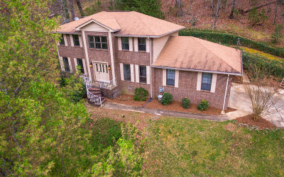 Chattanooga Single Family Home For Sale: 4996 Browntown Rd
