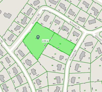 Hixson Residential Lots & Land For Sale: N Forest Rd #58 & 63