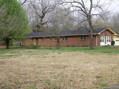 Whitwell Single Family Home For Sale: 1069 Alvin York Highway