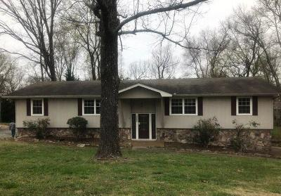 Chattanooga TN Single Family Home For Sale: $136,700