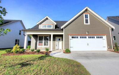 Chattanooga Single Family Home Contingent: 4168 Zephyr Ln #Lot 52