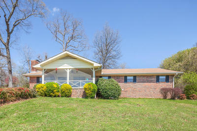 Soddy Daisy Single Family Home For Sale: 2139 S Shore Acres Rd