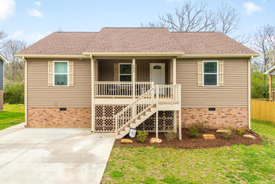 Soddy Daisy Single Family Home For Sale: 233 School St