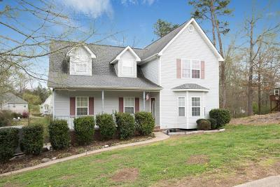 Soddy Daisy Single Family Home For Sale: 8536 Banner Elk Rd
